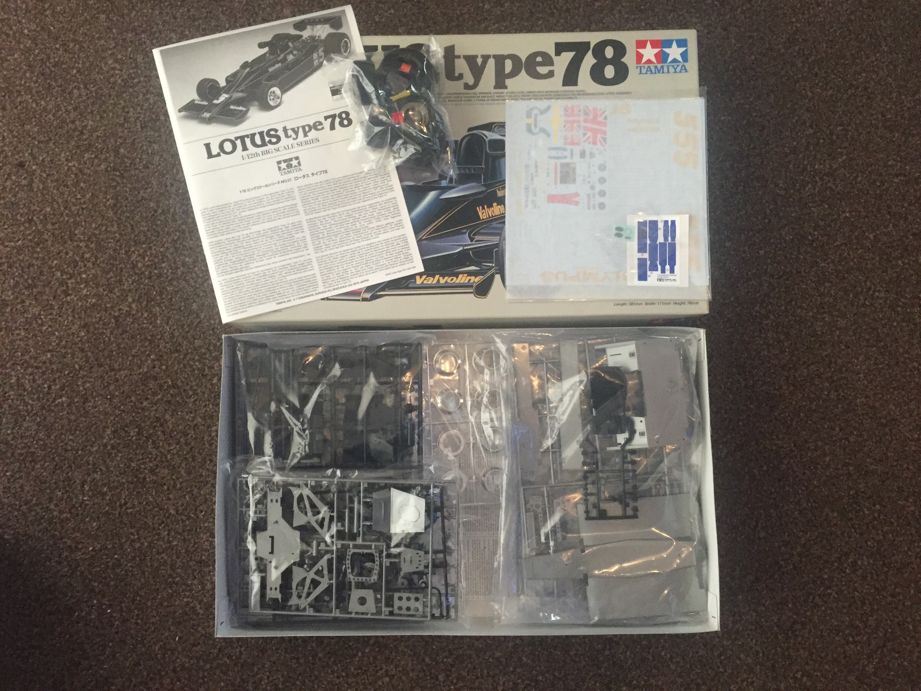 1/12 Tamiya kits for sale |